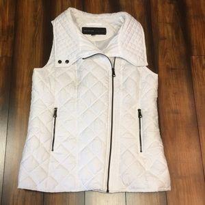 Beautiful Marc New York Moto style vest